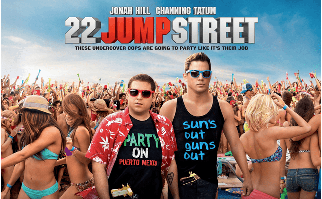 Amazon3 Amazon Canada Offers: Get $10 Towards the Cineplex 22 Jump Street Movie Ticket with Purchase of Select Movie Titles!