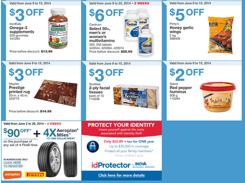 Costco w 2 Costco Canada Weekly Instant Handouts Coupons For British Columbia, Alberta, Saskatchewan & Manitoba, June 9 To June 15, 2014
