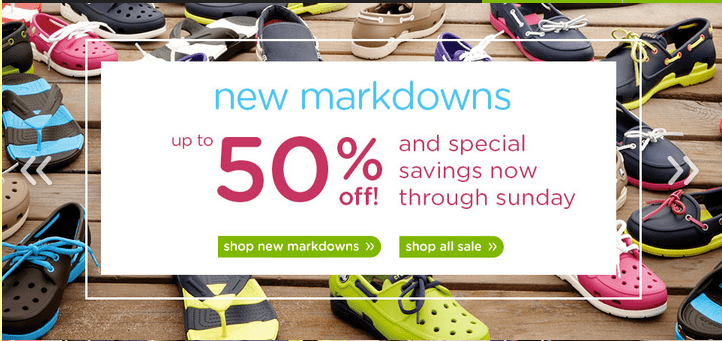 Crocs1 Crocs Canada Online Offers: Get Up To 50% Off Select Styles! New Markdowns!