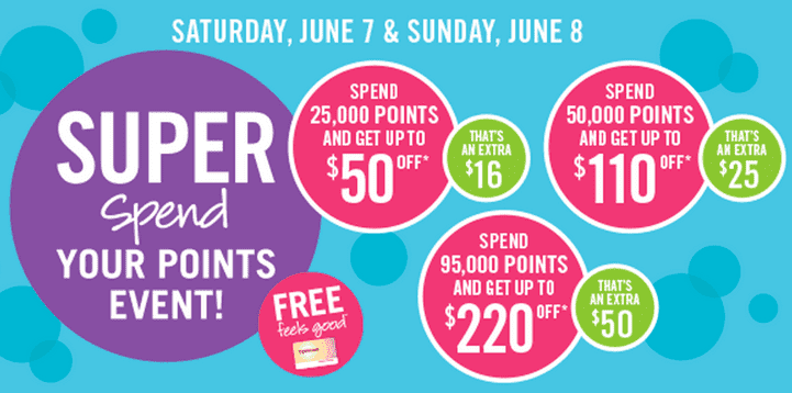 Shoppers Drug Mart Spend Your Points Event Shoppers Drug Mart Canada Spend Your Points Event