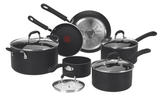 Best Buy Canada Online Deals Best Buy Canada Online Deals: Save 70% Off T Fal Professional 10 Piece Cookware Set, Black, Now For Just $119.99 (Save $350) + FREE Shipping!