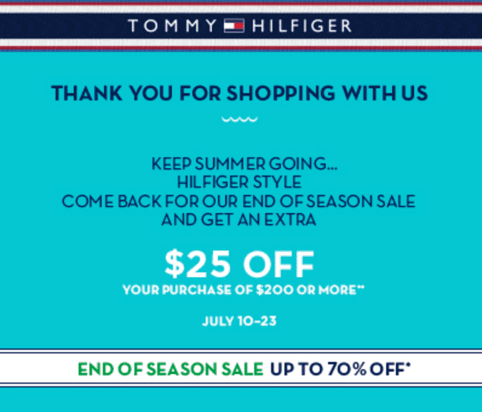 tommy hilfiger canada end of season sale up to 70 off. Black Bedroom Furniture Sets. Home Design Ideas
