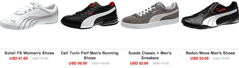z1406105562 small Puma Canada Semi Annual Sale: Save Up to 75% off Sale Items, Starting Online Today!