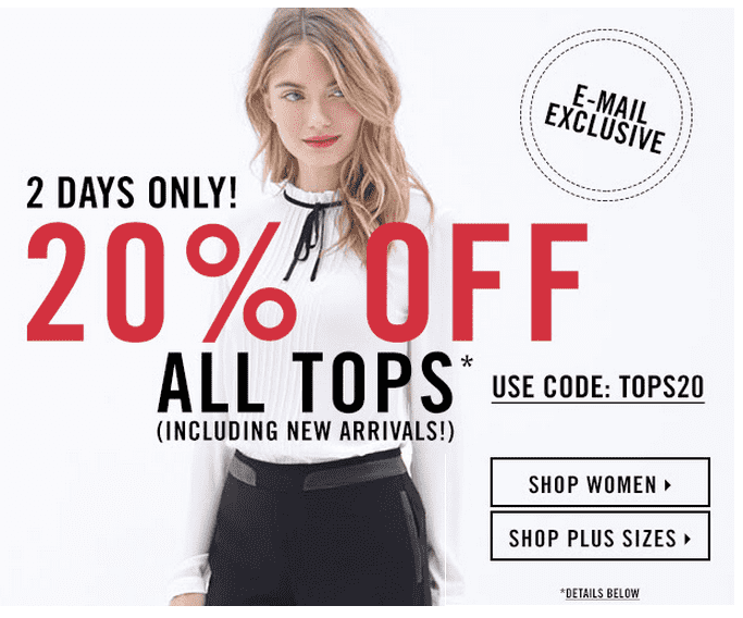 Find the best of Forever 21 promo codes, coupons, online deals and in-store sales for December Save with RetailMeNot Today! HI! All you have to do is click the offer to take advantage of the sale. No code is required to take advantage of the savings. All prices will be as marked. including Forever 21, in the Best of RetailMeNot.