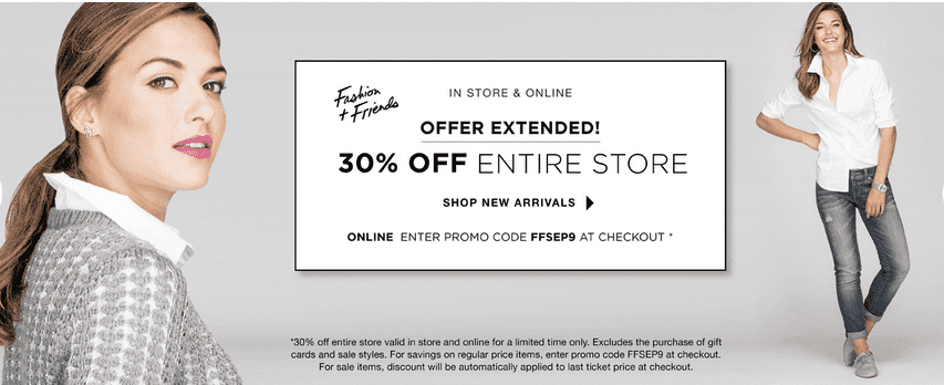 Rickis 1 Rickis canada Fashion + Friends Event: Save 30% On Entire Store