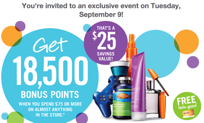 z1410149208 small Shoppers Drug Mart Canada Printable Coupons: Get 18,500 Bonus Optimum Points On Your Purchase of $75, This Tuesday!