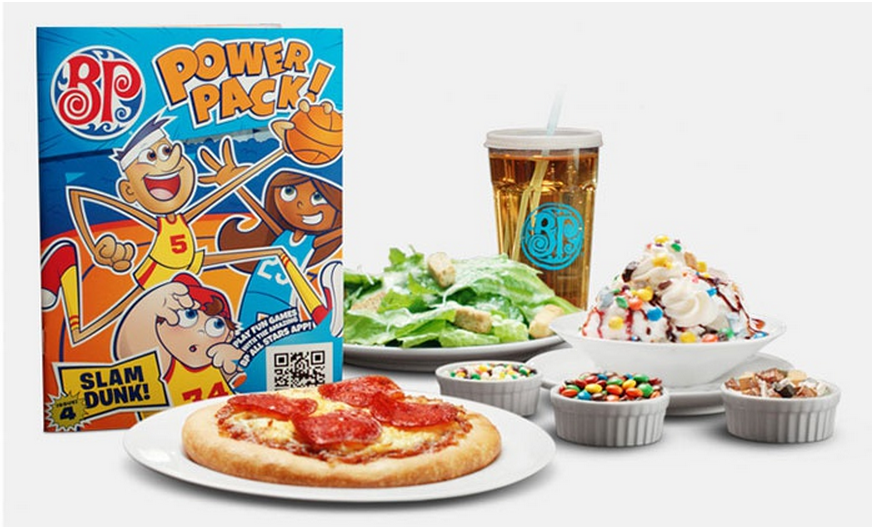 Groupon Canada  Boston Pizza Offer Via Groupon Canada: Get 5 Kids Meals at Boston Pizza For Only $5 (Up to $35 Value)!