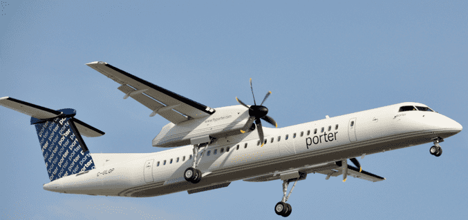 Porter airlines canada sale get up to 60 off base fares for Porter canada