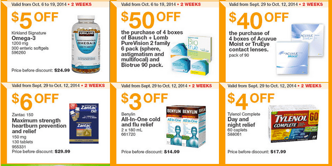 Screen Shot 2014 10 06 at 11.27.12 AM Costco Canada Weekly Instant Savings Handouts Flyers For British Columbia, Alberta, Saskatchewan & Manitoba From Monday October 6 Until Sunday, October 12, 2014