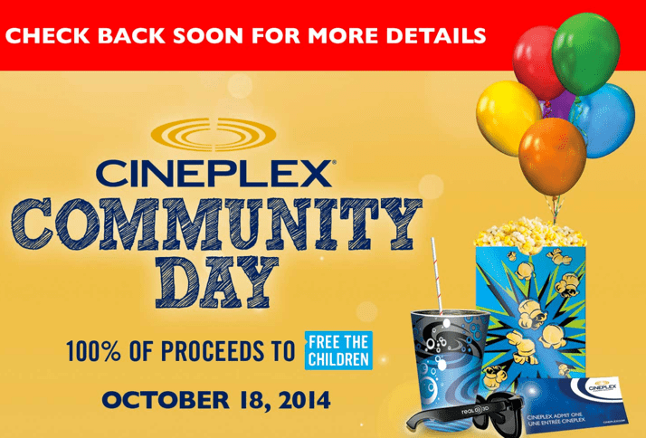 z1412349333 small Cineplex Oden Community Day FREE: Enjoy FREE Movies!