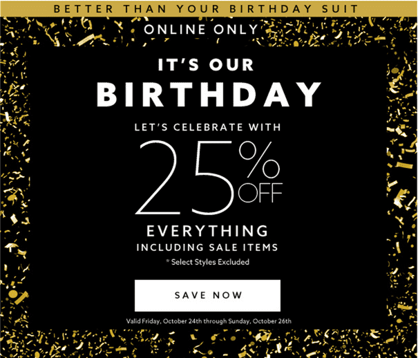 z1414167672 small Dynamites Canada Birthday Sale: Save 25% on Everything + FREE Shipping with No Minimum! Sale Online Only