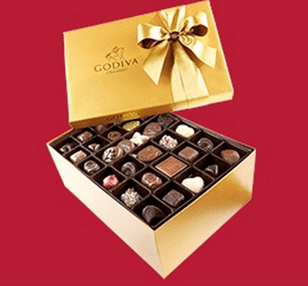 7 reviews of Godiva Chocolatier