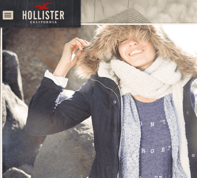 HollisterCo Black Friday Promo Code Sale Hollister Black Friday Promo Code Sale: Save 40% On Everything Online!