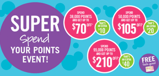 Shoppers Drug Mart Canada Black Friday Super Spend Shoppers Drug Mart Canada Black Friday Super Spend Your Points Redemption Event! Save Up to $210