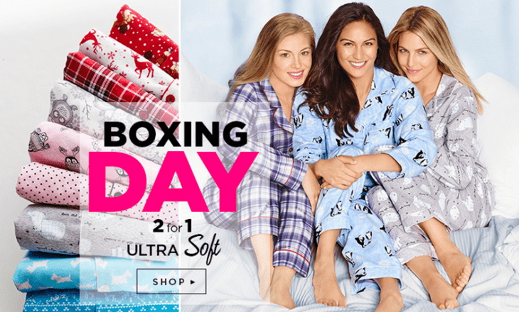 La Vie en Rose Canada Boxing Day Sale 730x440 La Vie en Rose Boxing Day Canada 2014 Deals: Get 2 For 1 On Selected Regular Priced and Sale Priced Merchandise! Live Now