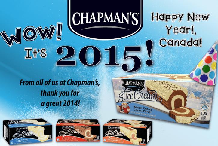 Chapman's ice cream printable coupons