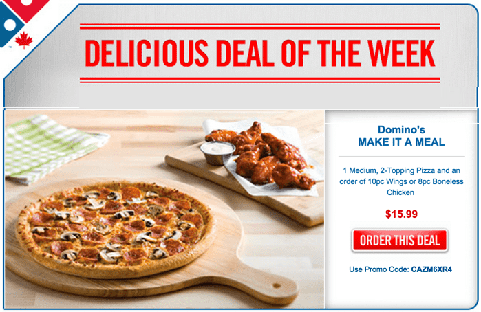 dominos canada coupons wings