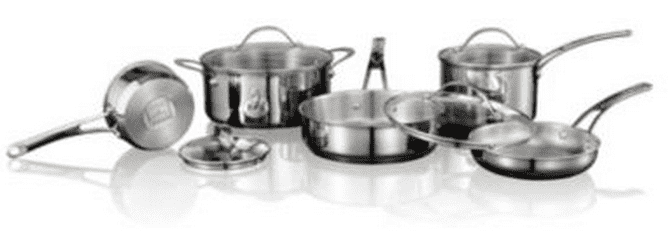 Sears3 Sears Canada Offers: Save 80% On Heritage 9 piece Cookware Set & More, Today
