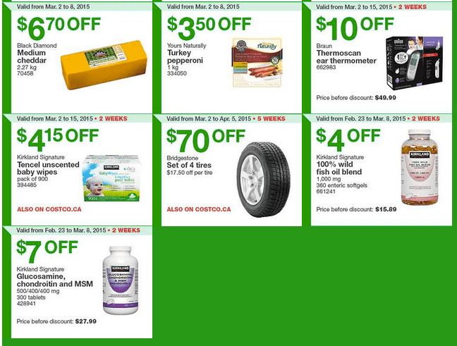 Costco West 2 Costco Canada Weekly Instant Savings Handouts Flyers For British Columbia, Alberta, Saskatchewan & Manitoba From Monday, March 2 Until Sunday, March 8, 2015