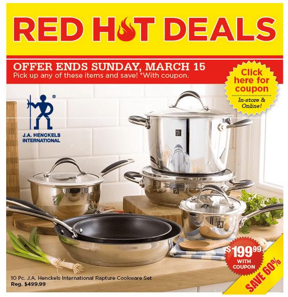 Kitchen stuff plus canada deals for Kitchen set deals