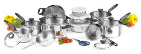 Lagostina Cucina Classica 18 Piece Cookware Set Sears Canada Lagostina Offers: Save 75% On Lagostina Cookware Set! Online Only