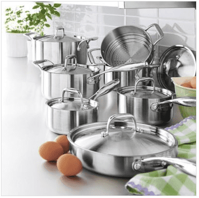 Sears5 Sears Canada Lagostina Offers: Save 75% On Lagostina Cookware Set! Online Only