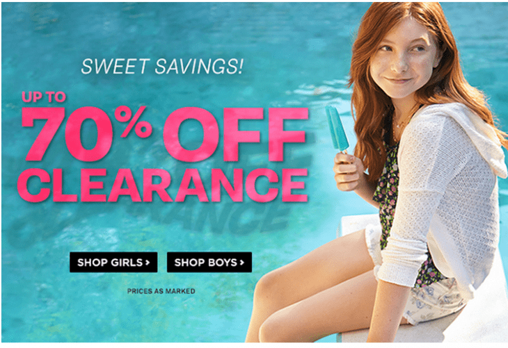 Aeropostale 2 730x501 Aero and P.S. Kids From Aeropostale Canada Weekly Promotional: Save Up To 70% Off New Markdowns & Clearance