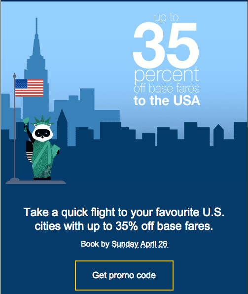 Porter airlines promo code save up to 35 off base fare for Porter canada