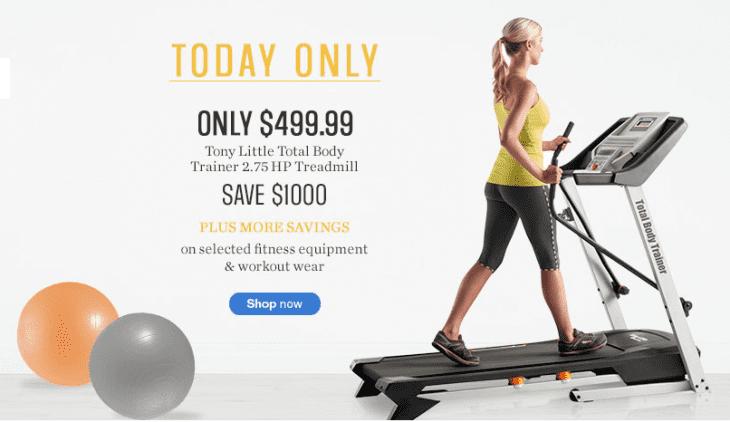treadmill los used angeles buy