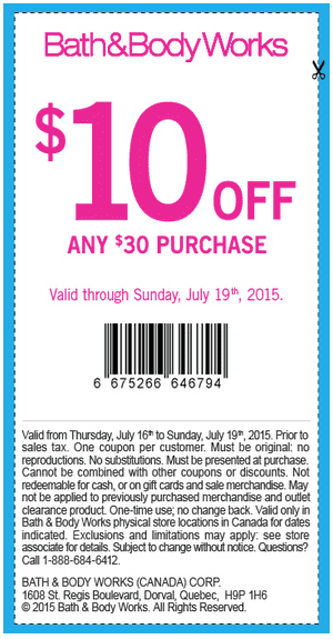 bath and body works coupons 20 off 50 2019