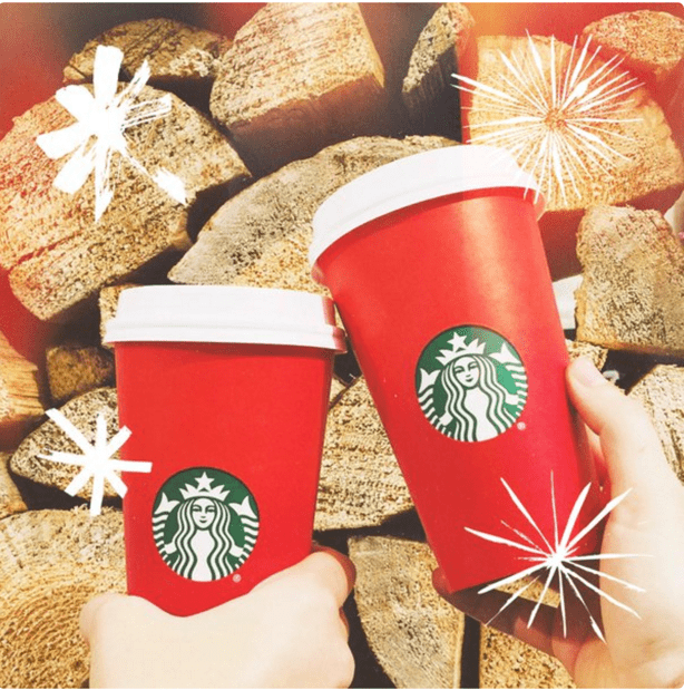 Starbucks Canada Deals: Buy 1, Get 1 FREE on All Holiday Beverages From 2PM To 5PM Starts Today!