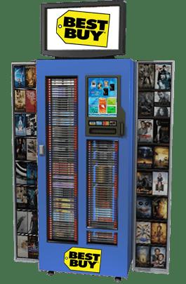 Best Buy Kiosk