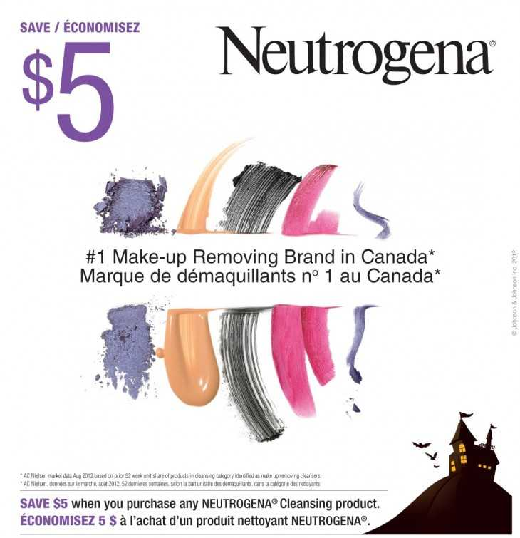 Neutrogena: Save $5 off any Cleansing Product - Hot Canada ...