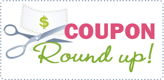Printable Coupon Roundup
