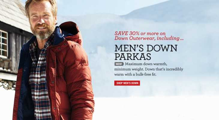 Land's End Outerwear