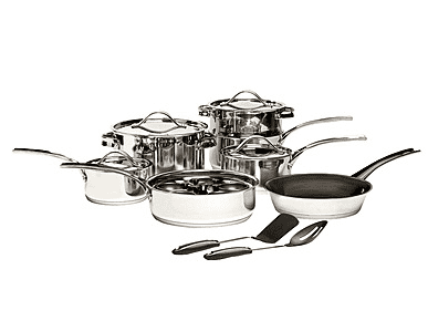 The Bay Ramsay Cookware
