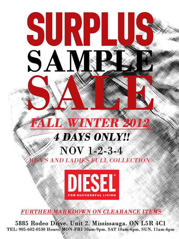 Surplus Diesel