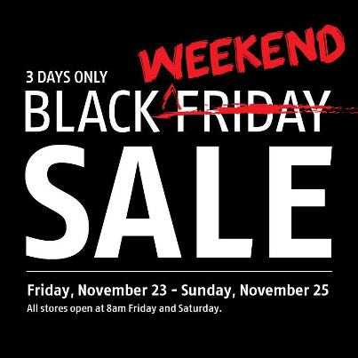 Future Shop Black Friday