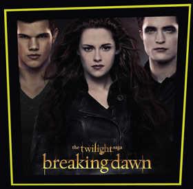 Cineplex Breaking Dawn