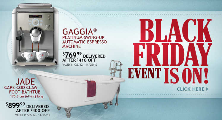 Costco: Black Friday Event on Now - Hot Canada Deals Hot
