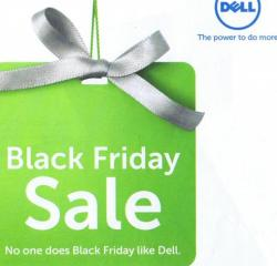 Dell Black Friday
