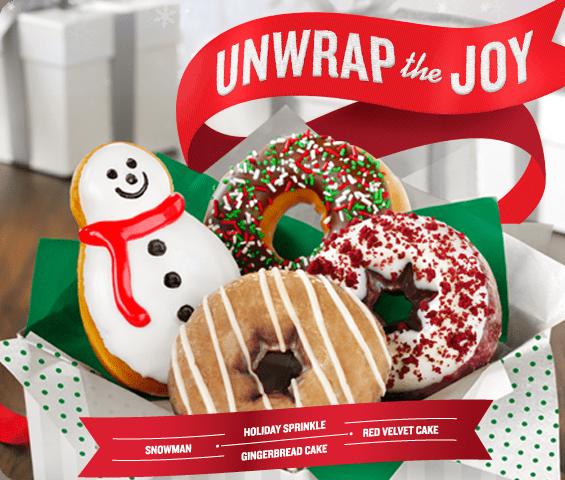 krispy kreme free dozen donuts with 25 gift card hot. Black Bedroom Furniture Sets. Home Design Ideas