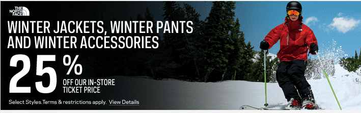 Sportchek winter jackets
