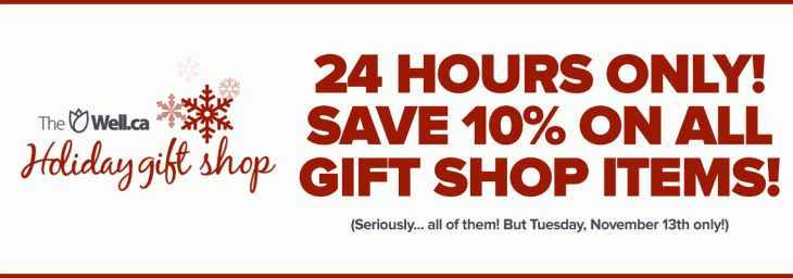 Well.ca 24 hour sale