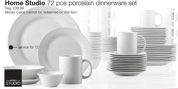 Home Outfitters Dinnerware