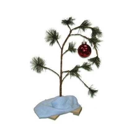 Home Depot Charlie Brown Christmas Tree