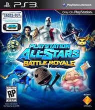 EB Games Playstation All-Stars