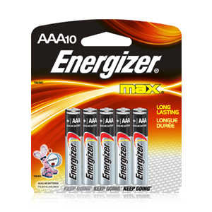 The Source Energizer Batteries