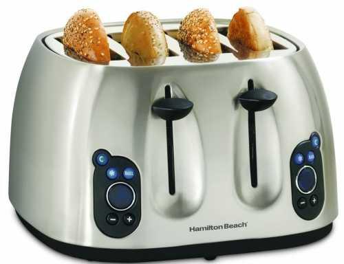 Amazon Hamilton Beach Toaster