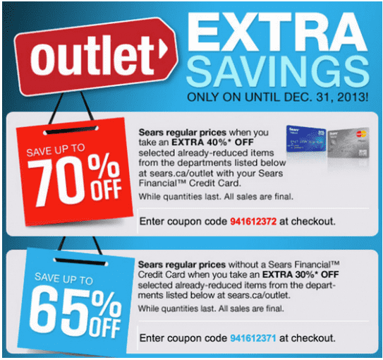 a4ad99ee26 Sears Outlet Canada has awesome sale ...